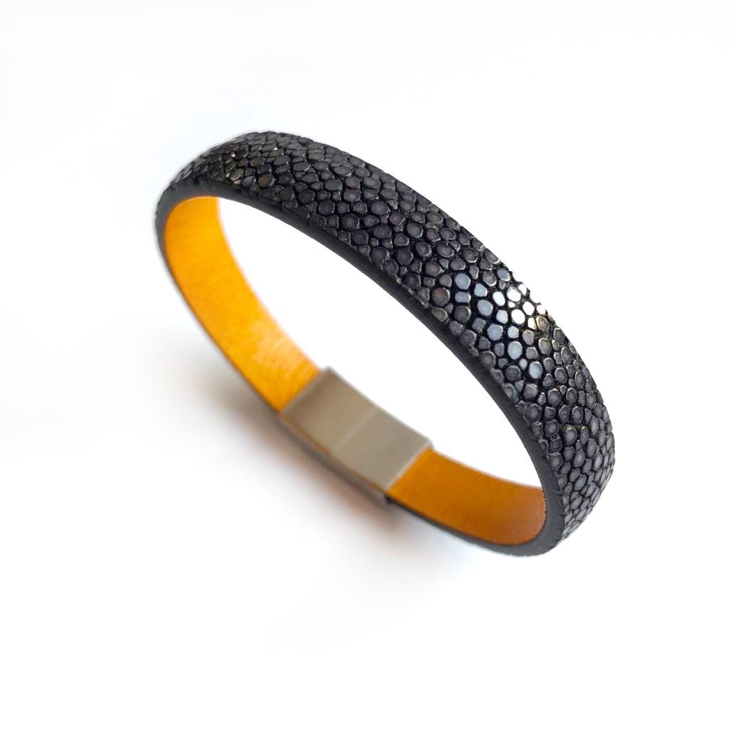 Bracelet Galuchat