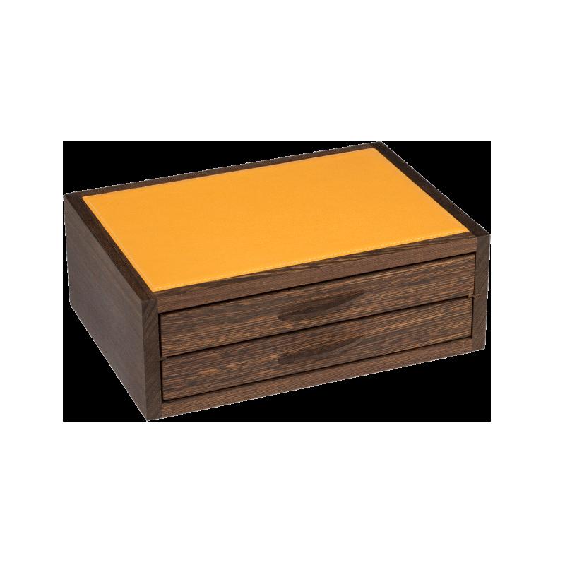 Petit meuble 2 tiroirs