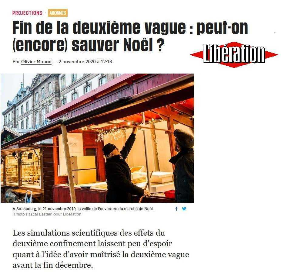 L'atelier DE LAFORET dans Libération