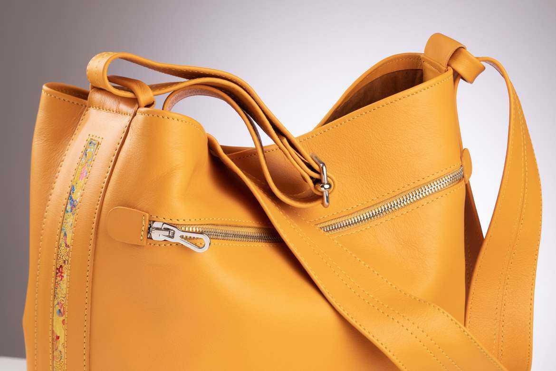 sac à main Bogota Atelier de LAFORET